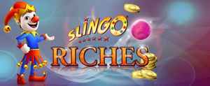 Slingo Riches EXCLUSIVE to Spin Genie | Top Promo Code Info